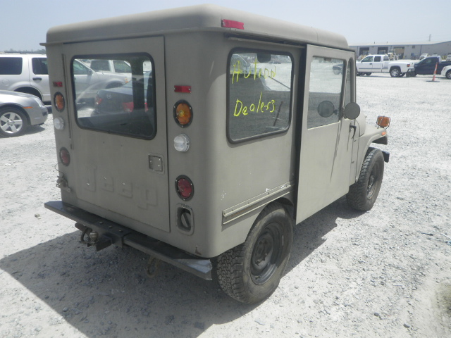 Kars4kids mail truck back