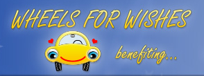 car donation - wheels for wishes