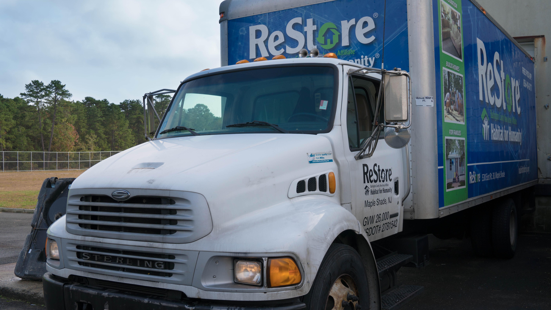 Habitat for Humanity ReStore Truck