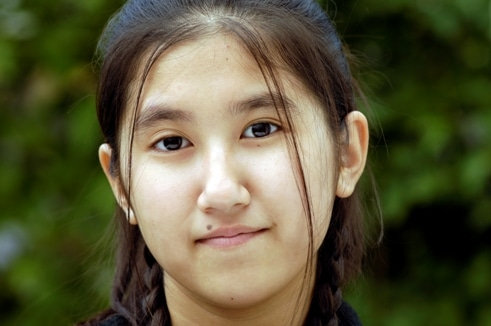 Young Latina