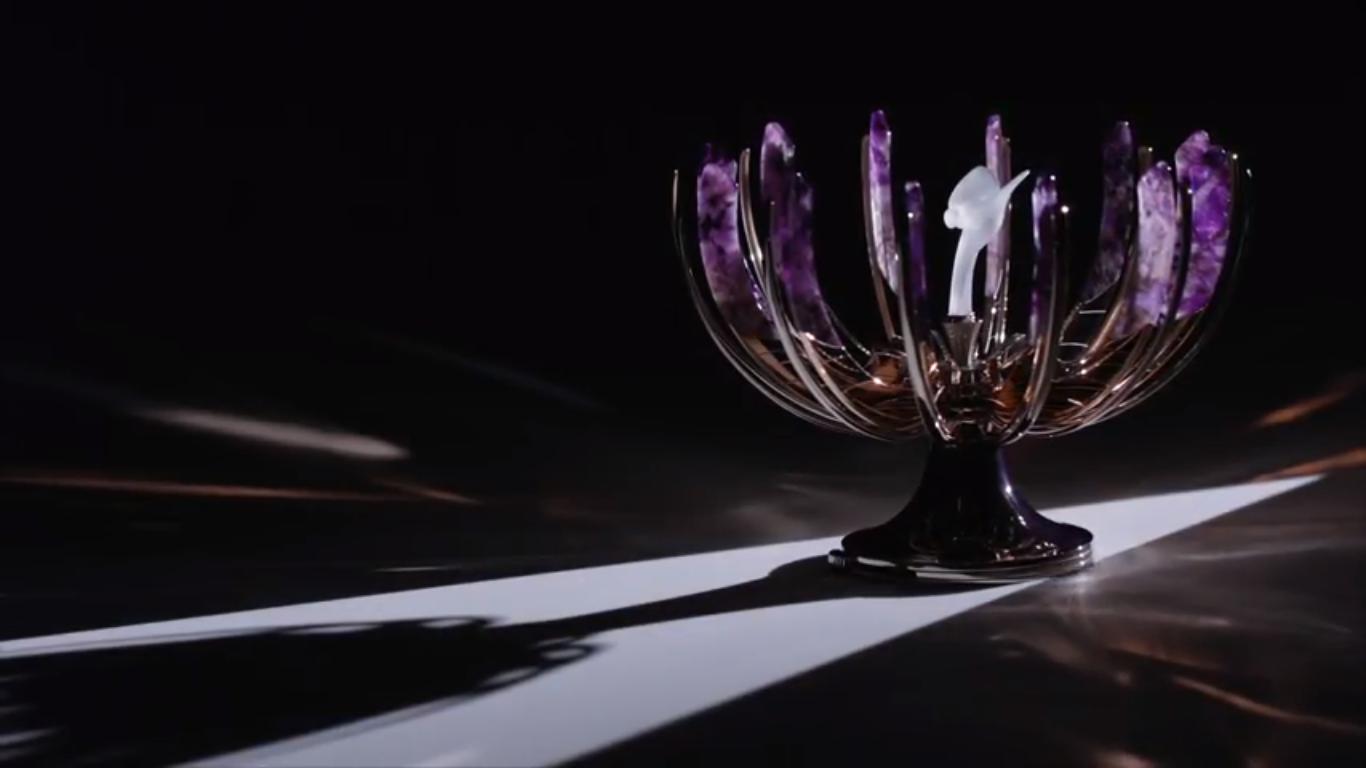 Rolls-Royce Faberge Spirit of Ecstasy Imperial Egg