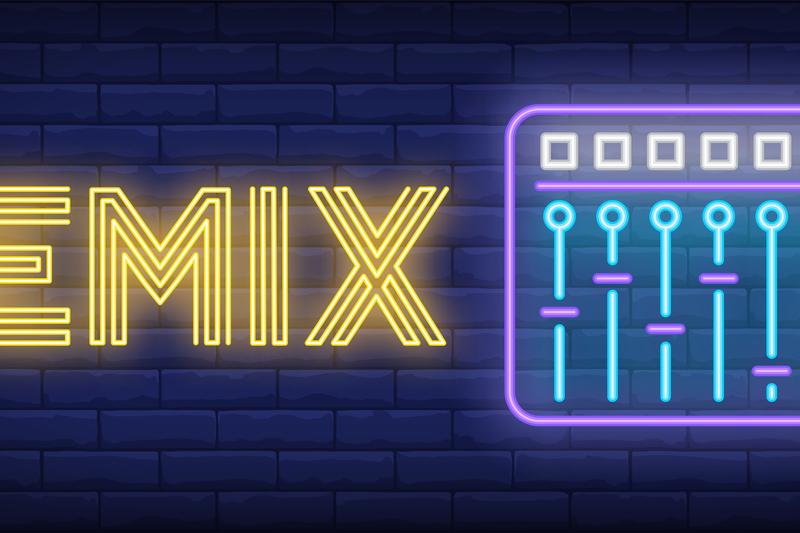 remix animation