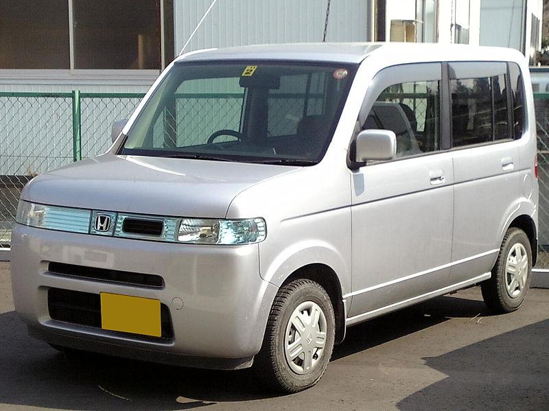 Honda 2002 That's (Kuha455405, CC BY-SA 3.0 , via Wikimedia Commons)