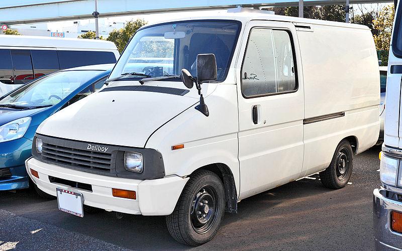 Toyota Deliboy