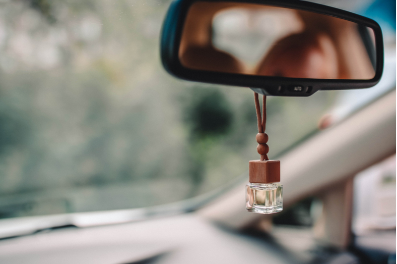 hanging air freshener scent diffuser doodads for your car